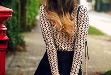 Fall outfits / by helen nissan