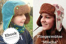 """Kundenfotos """"Fliegermütze Mischa"""""""