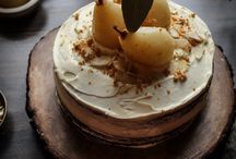 Delicious deserts / Yummy things to make or aspire to!!