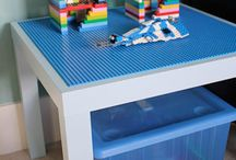 Ideas for LEGO storage & decor