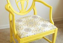 Couches and Stools, and Chairs, Oh My! / All things sitting. / by ReStore Montco
