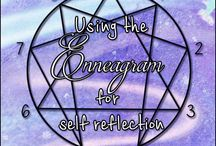 Enneagram and personality / Enneagram, personality, and self development