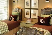 Keaton's room