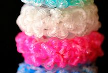 Rainbow loom / by Kim Zarobsky