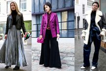 STREET STYLE LOOKS / AROUND THE WORLD LOOKS