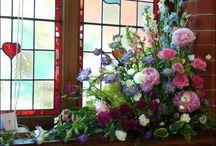 Church windowsills