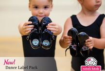 Mabel's Labels | Just Dance! / Ideas for Dance Moms and Dance Dads for all of that ballet, jazz, acro, lyrical and hip hop gear.