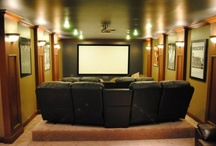 Theatre room ideas!