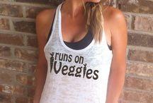 Vegan girl Clothing / by Crystal Lebron