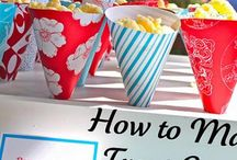 Kids' Birthday Party Ideas / by Haley Crunk
