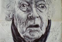 illustration / Arte distratta