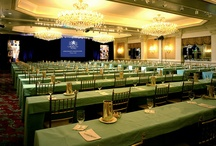Corporate Meetings / The Garden City Hotel is ready to welcome your guests with innovative facilities and first class service. Whether it is a shareholders' meeting or an executive conference, we offer 25,000 square feet of versatile function space complete with the latest technology to enhance your event. Conveniently located near the Long Island Railroad with access to NYC and both JFK International Airport and Laguardia Airport. / by Garden City Hotel