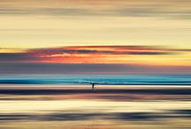 Abstractions / Abstract landscapes, seascapes, architecture & more