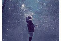 Winter wonderland photography