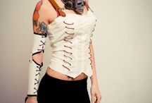 Steampunk~Goth Style & Art