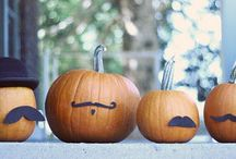 Pumpkin Decorating / by Tracy Nice