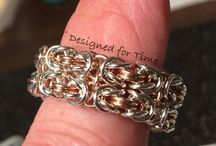 Chain maille [ring]
