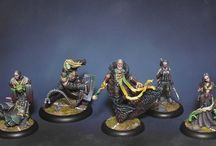 Guild Ball - Morticians