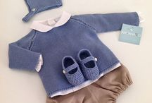 baby girl classic style