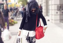 Hijab in Style / Inspiring comfy hijab style