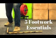 footwork essentials