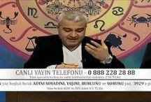 Medyum Kağan Youtube kanalı / https://www.youtube.com/user/astrologmedyumkagan