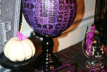 H: Something Wicked This Way Comes! / Halloween decorations / by Courtney Baranow