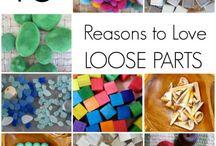 Loose parts