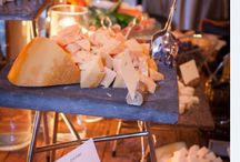 "Events Menu -  ""Buffet Presentations""  / Wow your guests with our exquisite themed displays."