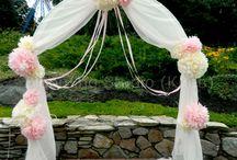 Арка свадьба