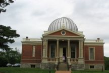Observatories and Planetariums / See if the folks at these places can't help you find that special star.