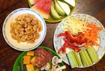 easy toddler foods / by Andrea Mitchell-Blanco