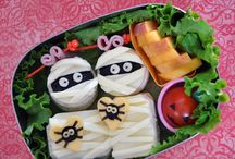 What's For Lunch? / Creative school lunches that's visually appetizing (and yummy, too!)