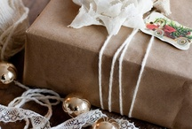 gift wrap / by Beth Hill