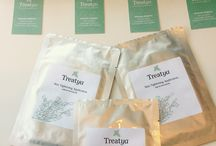 Treatya / Skin Tightening and defining application business that I have just launched.   Check out my Facebook page Treatya