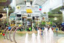Iowa Indoor Waterparks / Plan a weekend escape to one of these indoor waterparks. / by Travel Iowa