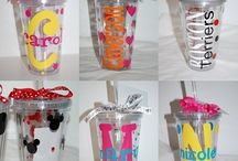 Party Ideas featuring the Cricut