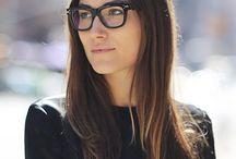 Eyewear Style / by Désirée Delphine