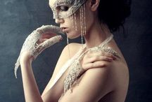 New Year's Masquerade Ball / Grab your gown and choose the perfect mask, it is time for a glamorous masquerade party.