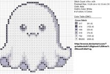 Pixel Patterns / For Cross-stitch and Perler