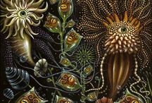 Extraordinary art / Art that is out there, different, odd, and it is own way, beautiful.