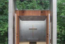 Capela / Construções religiosas