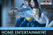 Home Entertainment / by Home Entertainment Technology