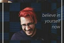 Mark believes in  you