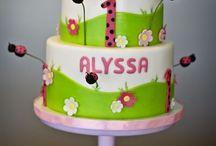 Alyssa 1st birthday :-) / by Sherry Anne