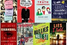 New YA Books! / Looking for something to read? Check out some of our newest additions to the Young Adult and teen collection!