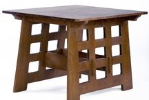 Stickley-Limbert - Tables / Woodworking