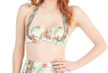 Swimmy Swim / I love lusting after swimwear! Clearly a closeted beach girl at heart! / by Diana