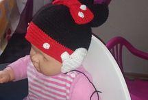 Minnie Mous Mütze