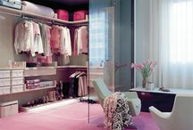 closet and space